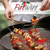 Fire Wire BBQ Skewers